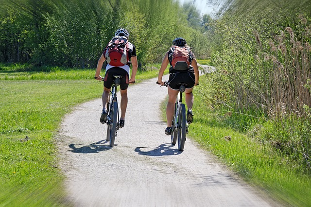 How Long Does It Take To Bike 4 Miles